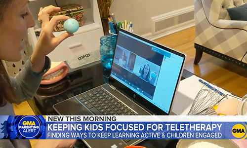How to keep kids with learning challenges engaged with teletherapy